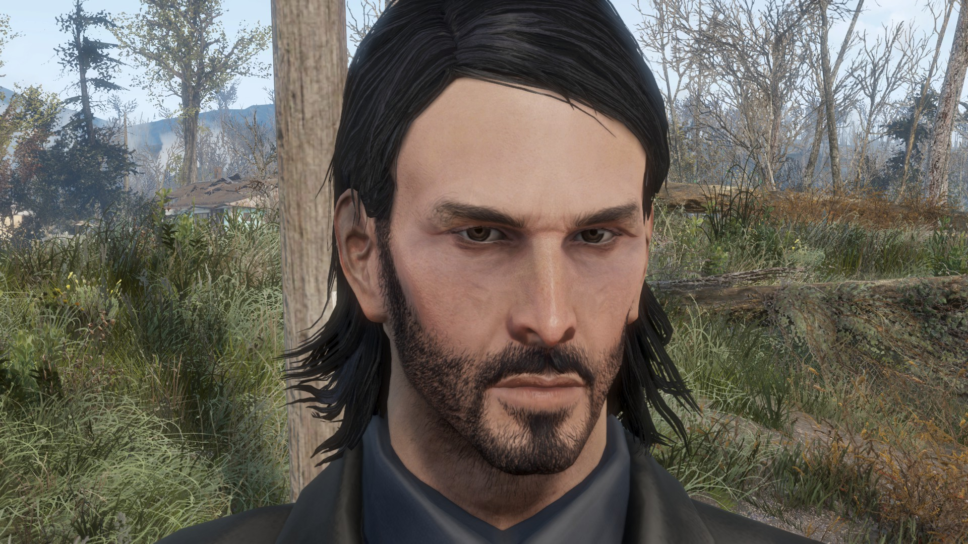 Fallout 4 how to make john wick