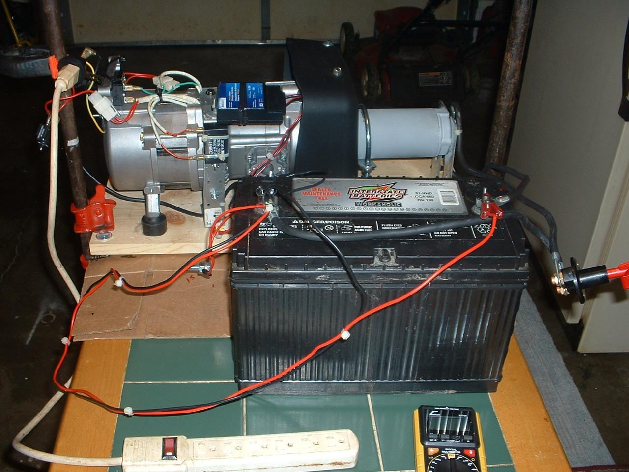 Fuelless generator plans free pdf
