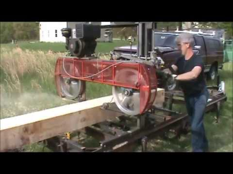 Homemade bandsaw mill plans pdf