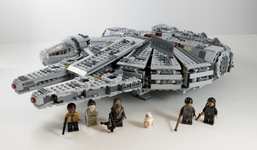 Lego star wars millennium falcon 75105 instructions