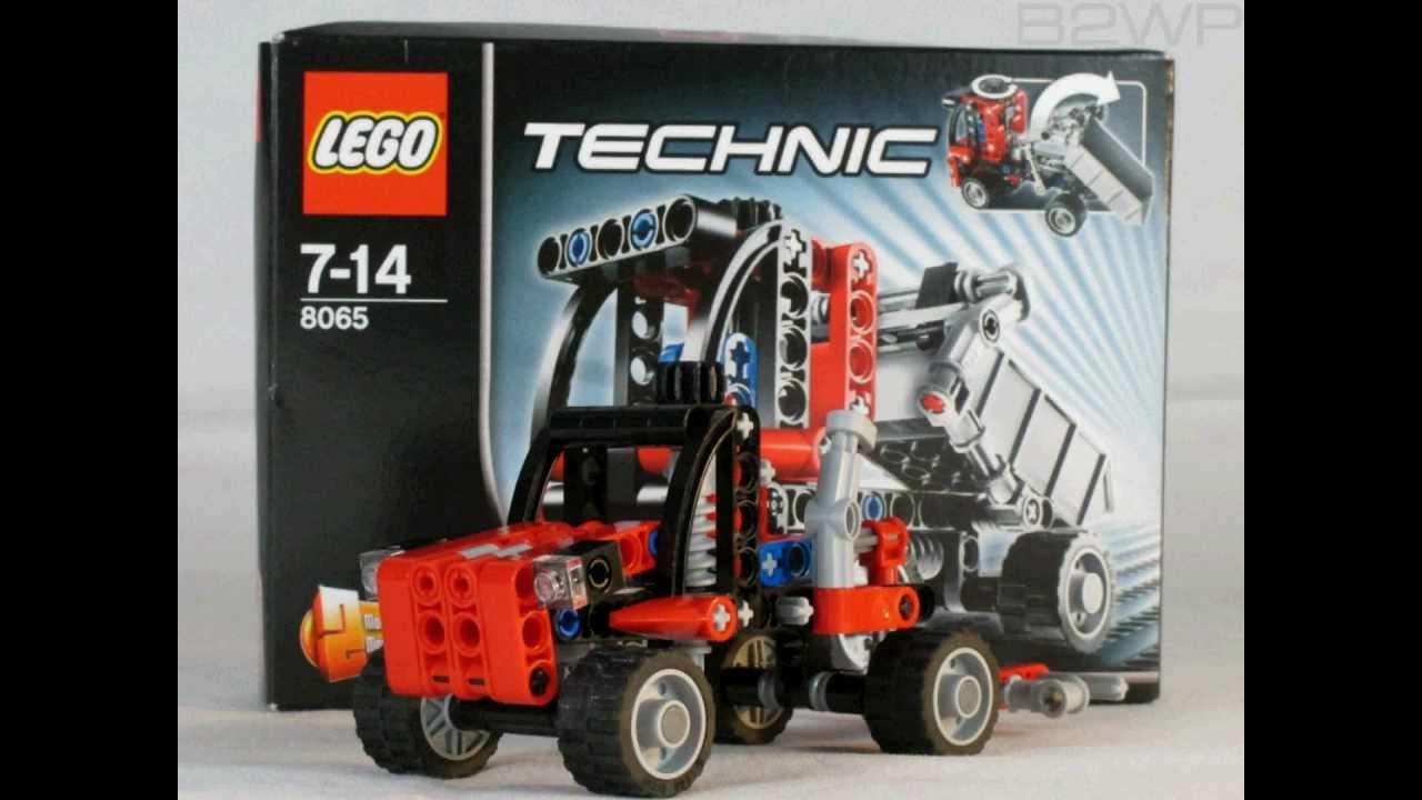 lego technic 8065 instructions