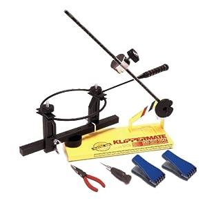 manual instruction of klippermate stringing machine