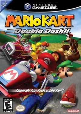 mario kart double dash instructions