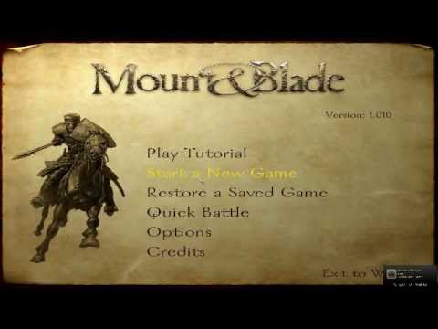 Mount and blade manual activation code free