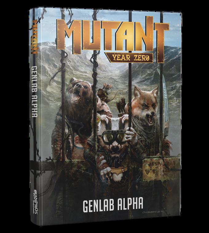 Mutant year zero core rulebook pdf