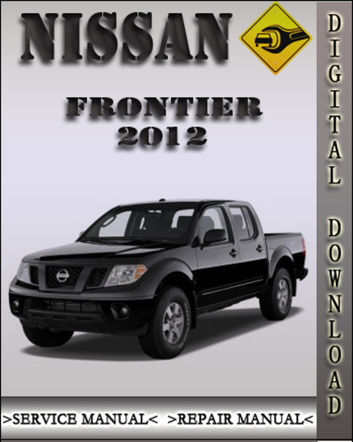 nissan frontier repair manual free download