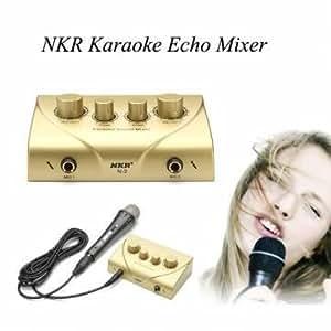 nkr karaoke sound mixer manual