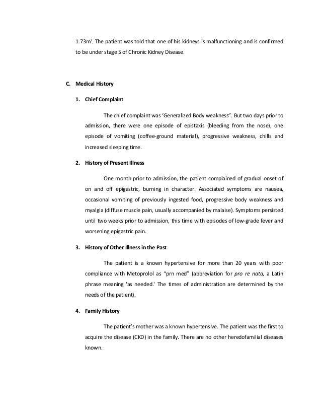 Nursing case study sample pdf