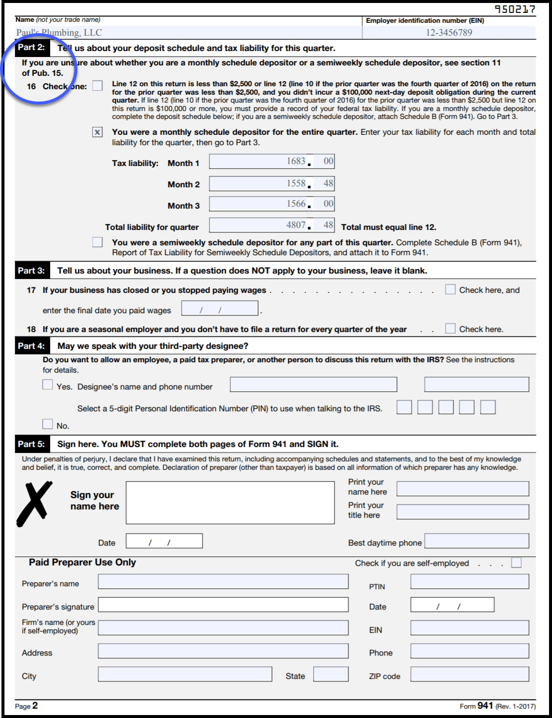 Ontario 2018 tax return how to enter commision