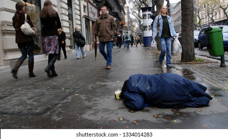 Poverty in hungary how to help the homeless