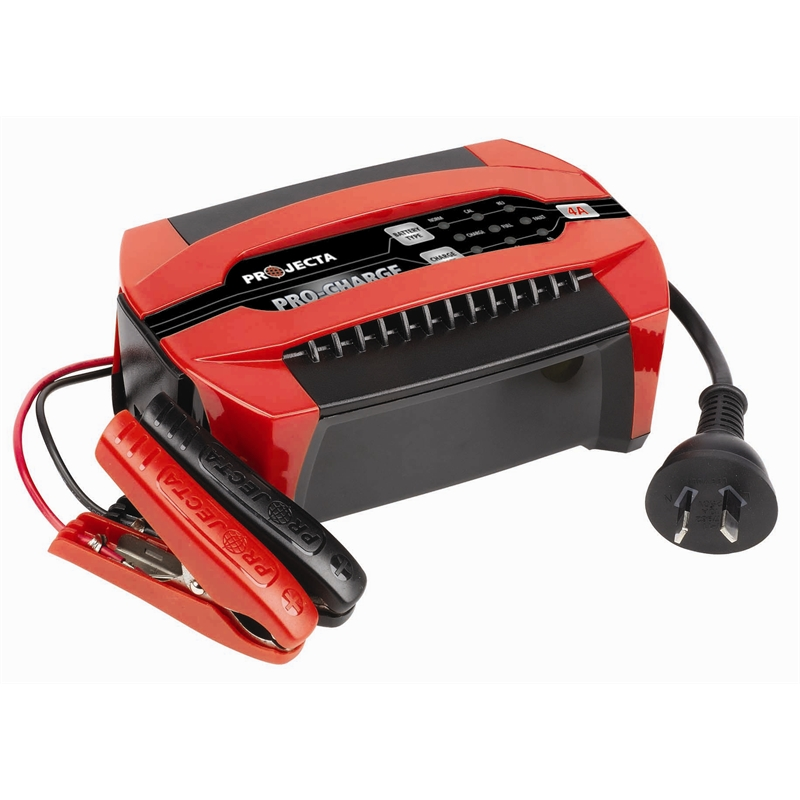 projecta pro charge 4a manual