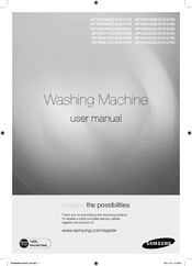samsung ecobubble vrt plus manual