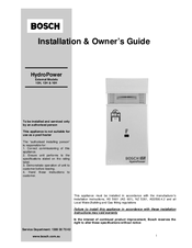 swift hot water system manual