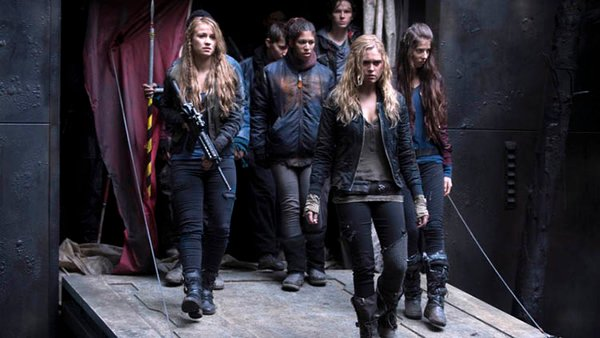 The 100 episode guide uk