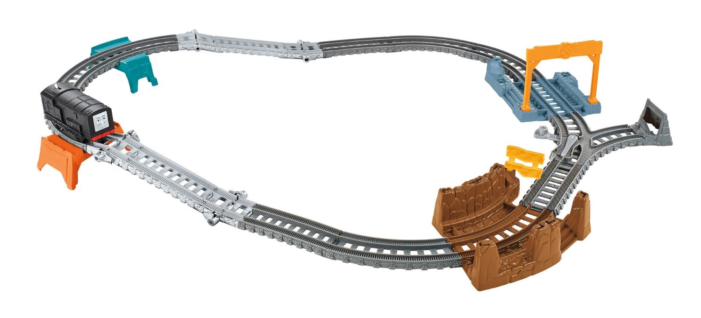 thomas friends trackmaster motorized railway instructions