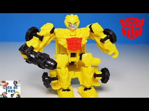 Transformers construct bots bumblebee instructions