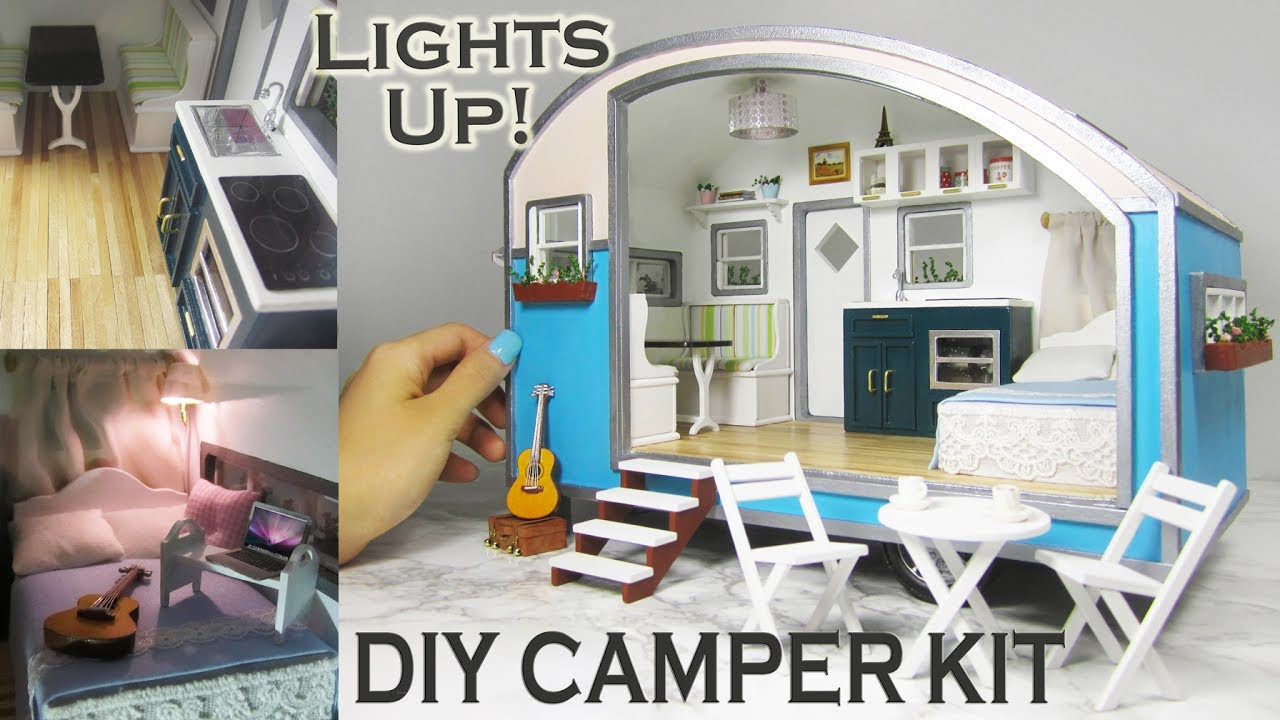 vw campervan cake instructions