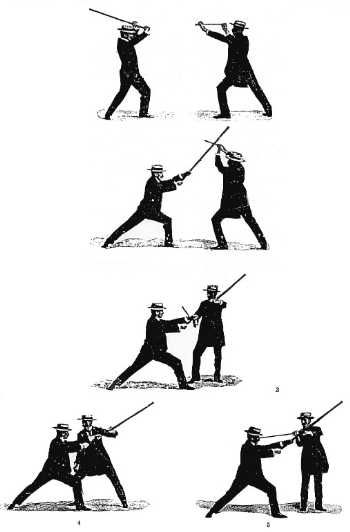 Walking stick method of self defence pdf